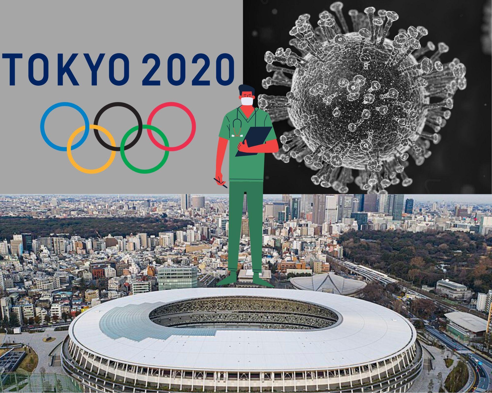 Tokyo 2021 Coronavirus
