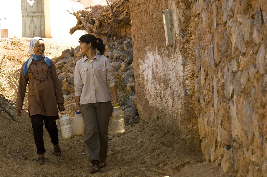 eau potable Maroc