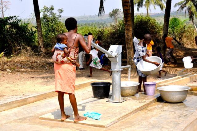 eau Afrique du Sud