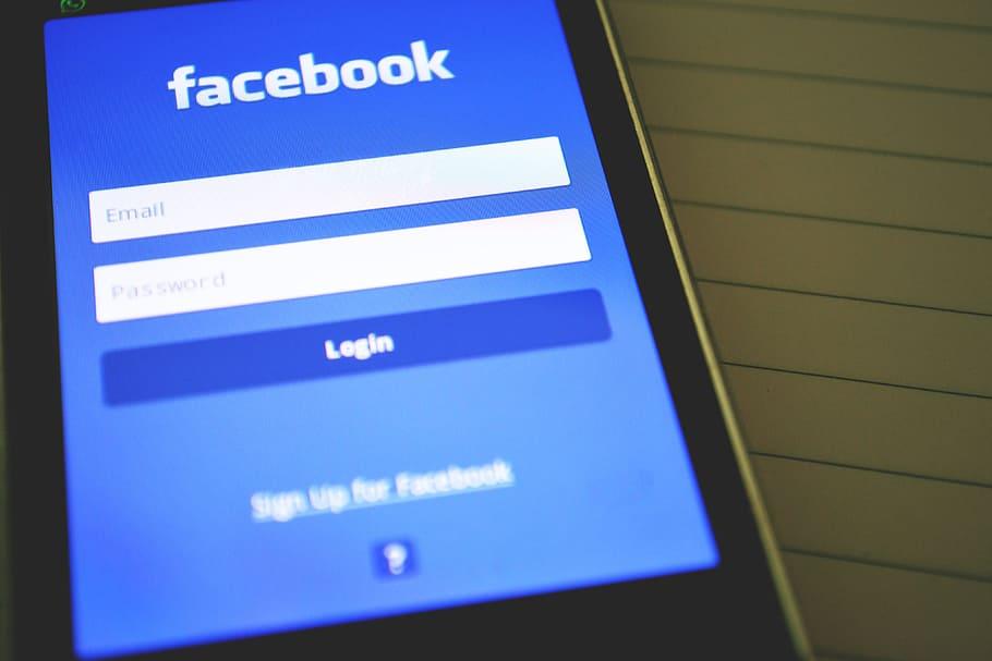 activité facebook