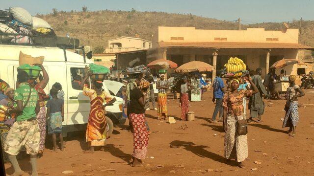 la mutinerie au Mali