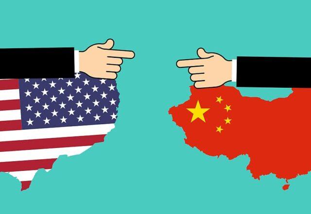 États-Unis guerre chine