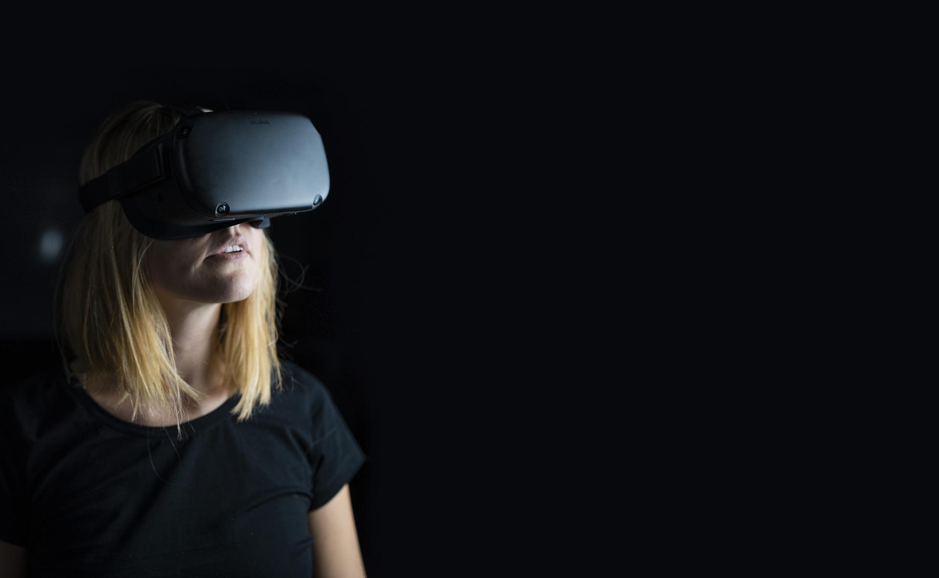 La réalité virtuelle (RV)