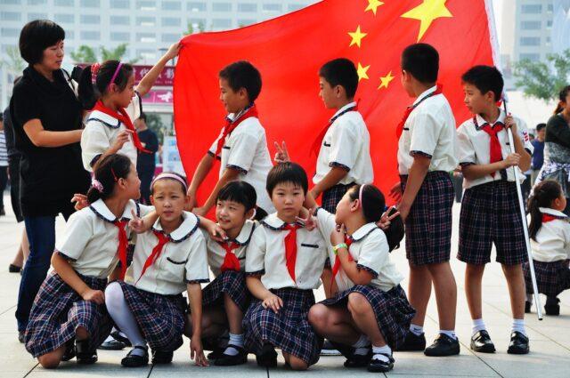 étudiants pauvres en chine